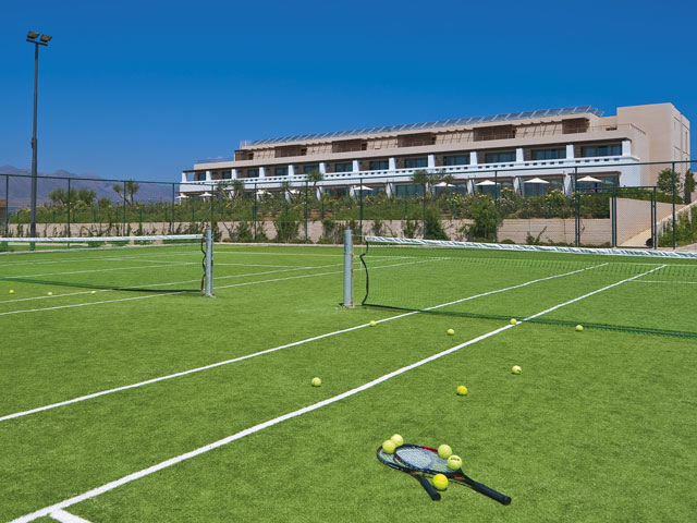 Cavo Spada Luxury Resort & Spa - Tennis Area
