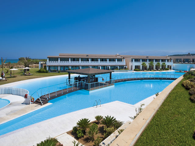 Cavo Spada Luxury Resort & Spa - Pool Bar