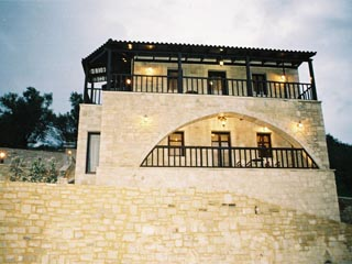 Asion Lithos - Exterior View