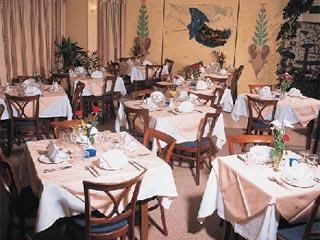 Mistral Hotel - Restaurant