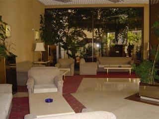 Mistral Hotel - Lobby