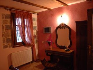 Archontiko Mesohori - Room