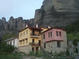 Archontiko Mesohori - Exterior View