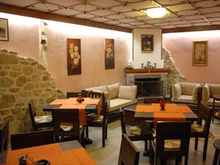 Archontiko Mesohori - Restaurant