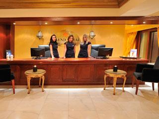 Grand Serai Hotel - Spa Reception