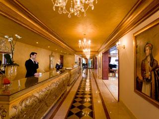 Grand Serai Hotel - Reception