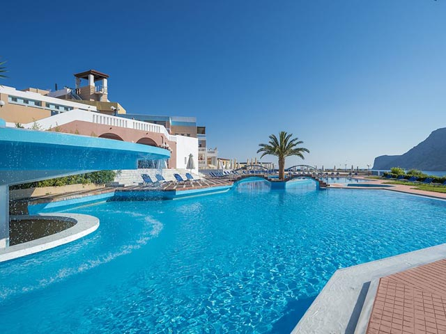 Fodele Beach - Water Park Holiday resort -