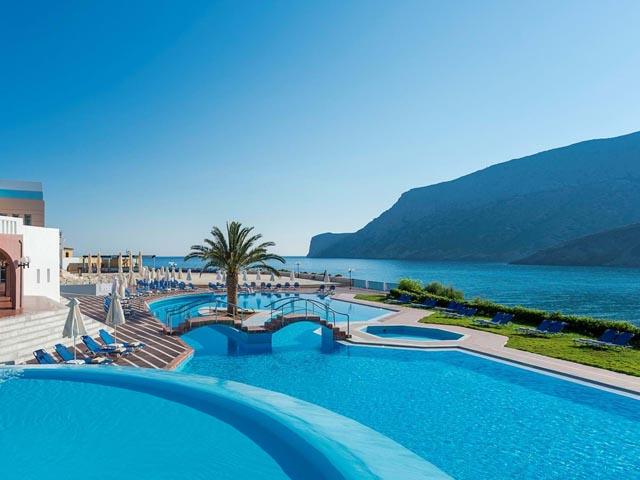 Fodele Beach Water Park Holiday resort -