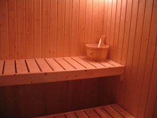 Aeolian Gaea Hotel - Sauna