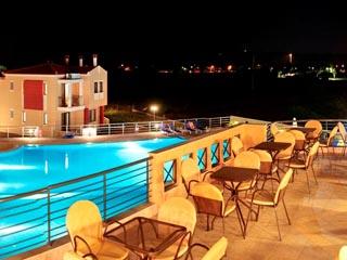 Aeolian Gaea Hotel - Swimming Pool