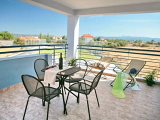 Aeolian Gaea Hotel - Balcony