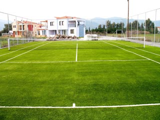Aeolian Gaea Hotel - Tennis Court