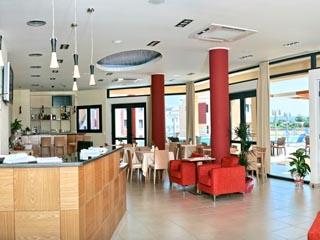 Aeolian Gaea Hotel - Reception