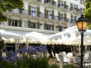 Domaine De Divonne, Grand HotelRestaurant
