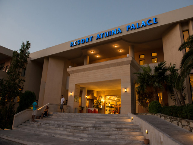 CHC Athina Palace Hotel Resort and Spa -