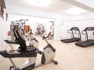 Arkasa Bay Hotel - Gym