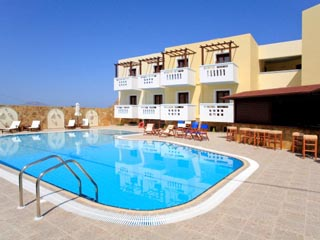 Arkasa Bay Hotel - Swimming Pool