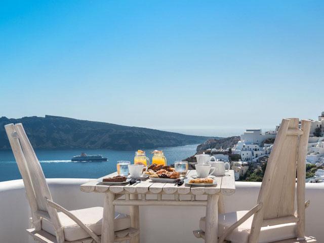 Andronis Luxury Suites -