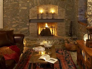 Palio Eleotrivio - Fireplace