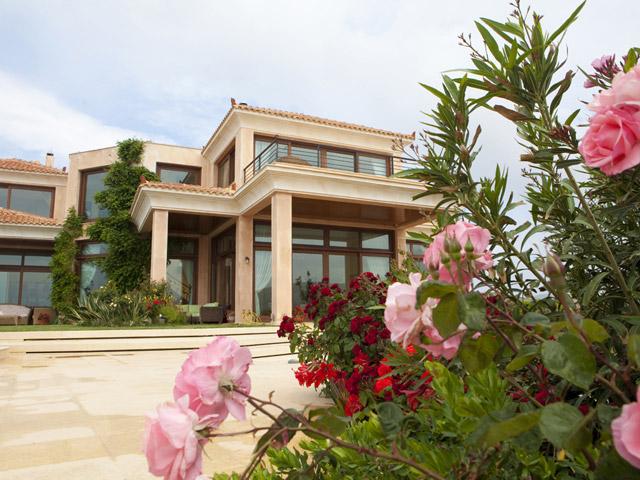 Faros Villa - Exterior View