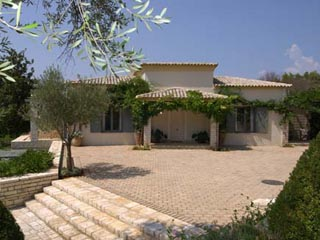 Corfu Villas ( Villa Sylva) - Exterior View