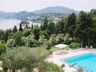 Corfu Villas ( Villa Sylva) - Swimming Pool