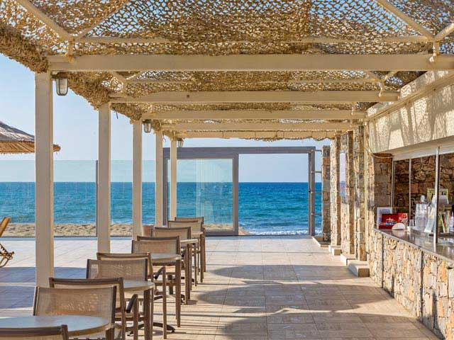 Creta Beach Hotel and Bungalows -