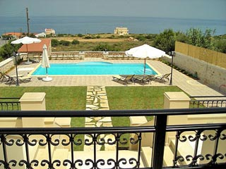 Egea Villa - Swimming Pool