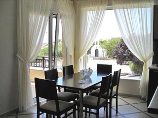 Egea Villa - Dining Room