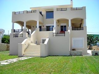 Egea Villa - Exterior View
