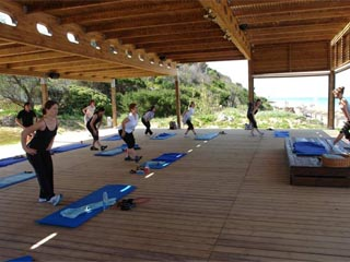 Kyllini Beach Resort - Gym