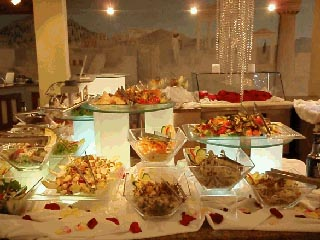 Kyllini Beach Resort - Buffet