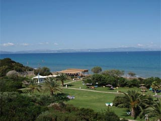 Kyllini Beach Resort - Panoramic View