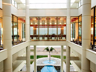 Elysium Resort & Spa - Atrium View