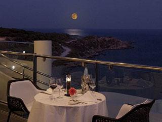 Elysium Resort & Spa - Outdoor Restaurant
