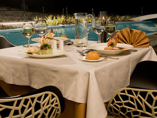 Elysium Resort & Spa - Restaurant