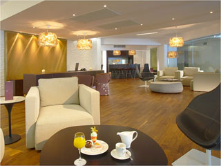 Elysium Resort & Spa - Club Lounge