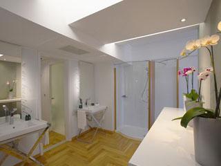 Elysium Resort & Spa - Presidential Suite Shower