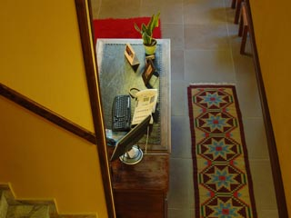 Pyrgos Adrachti Hotel - Reception