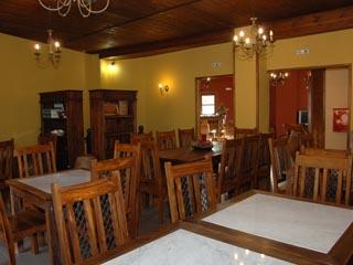 Pyrgos Adrachti Hotel - Dining Room