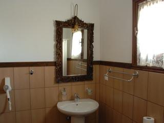 Pyrgos Adrachti Hotel - Bathroom
