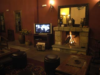 Pyrgos Adrachti Hotel - Hall