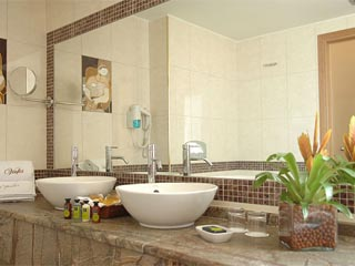 Valis Resort Spa & Conference Center - Bathroom