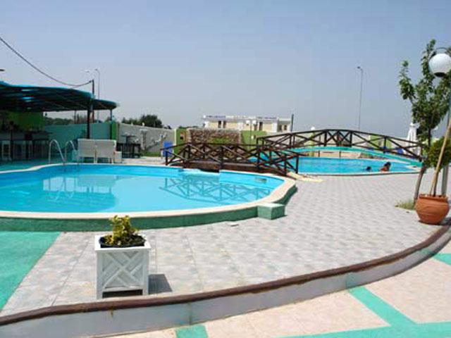 Achillion Palace Hotel - Pool Area