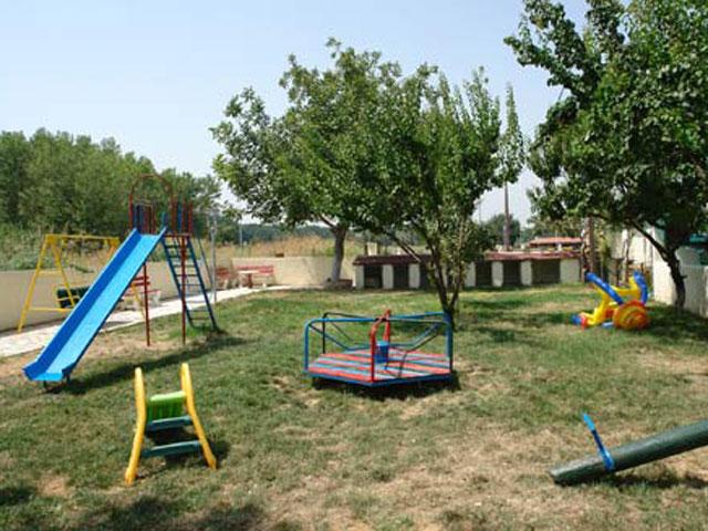 Achillion Palace Hotel - Play area