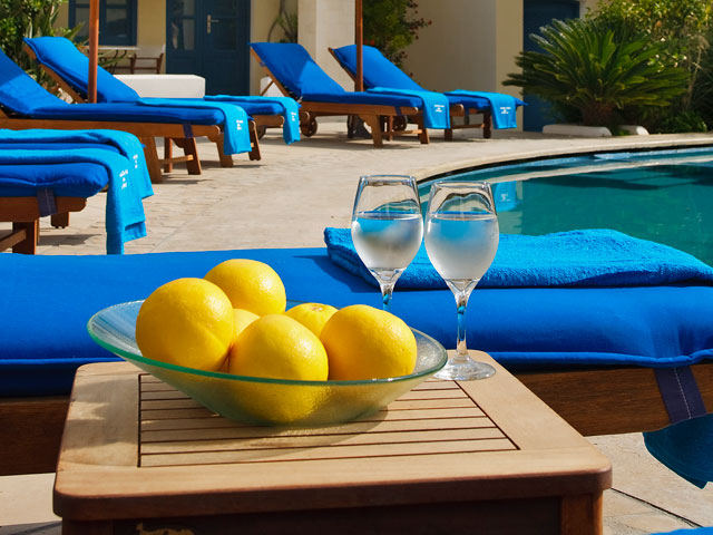 Tamarix Del Mar Suites - Swimming Pool