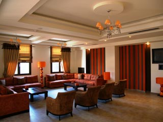 Mouzaki Palace Hotel and Spa - Lobby