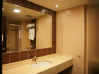 Mouzaki Palace Hotel and Spa - Bathroom