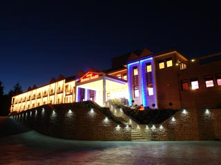 Mouzaki Palace Hotel and Spa - Exterior View