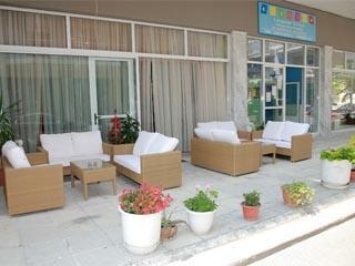 Iro Hotel - Veranda